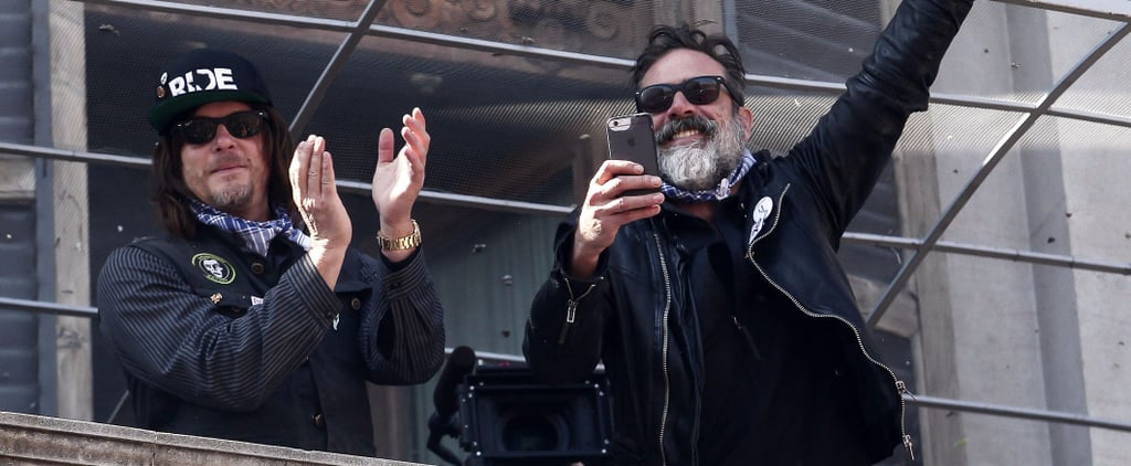 Norman Reedus and Jeffrey Dean Morgan Take Their Bromance to Spain