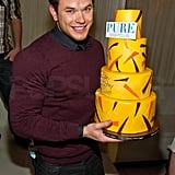 Kellan Lutz Has a 26th Vegas Birthday Bash With His Brother