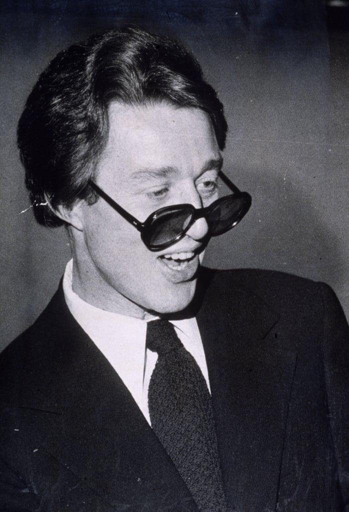Halston in 1975