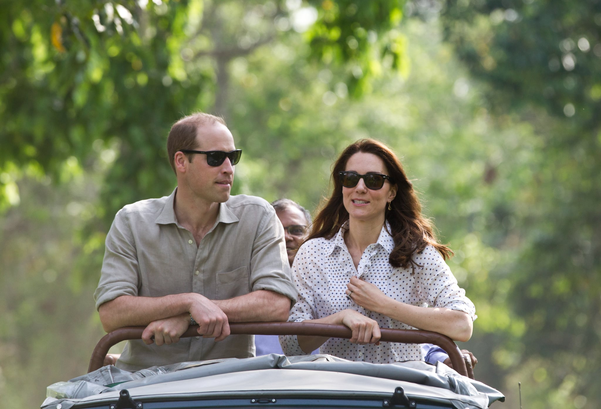 Where Do Prince William And Kate Middleton Go On Vacation Popsugar Celebrity