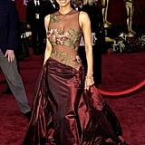 Halle Berry, 2002 Oscars