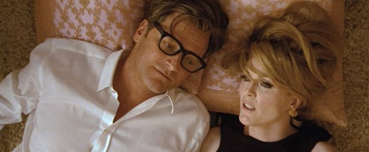 1. A Single Man: Everything Tom Ford does is the epitome of chic, and his directorial debut is no exception.  2. Funny Face: When Quality magazine seeks an intellectual look, it's off to Greenwich Village where bookshop clerk Audrey Hepburn fits the bill. And the rest is history. 3. The Royal Tenenbaums: If Gwyneth Paltrow's fur coat doesn't get you, Ben Stiller's tracksuit will.  Source: Sony Pictures Entertainment