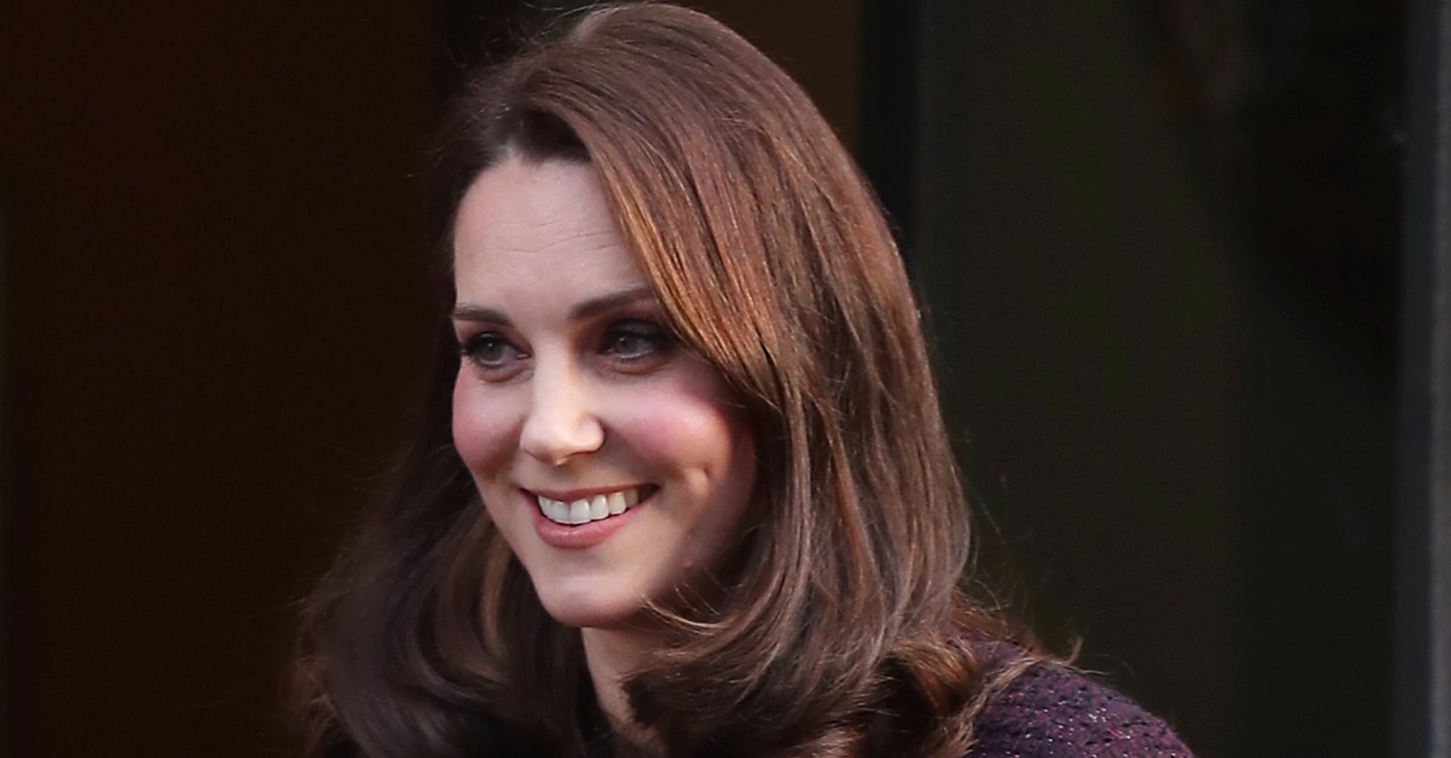 Kate Middleton Gives Out Gifts at Rugby Portobello Trust's Christmas Party!