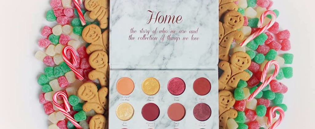 """The """"Home For the Holidays"""" Palette Will Give You All the Feels"""