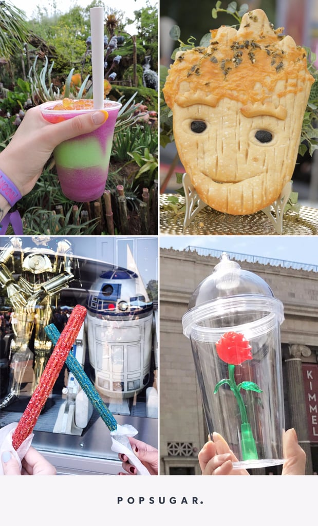 The Best Disney Foods and Drinks in 2017