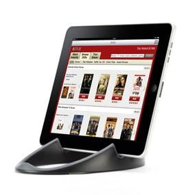 Photos of the Loop iPad Stand