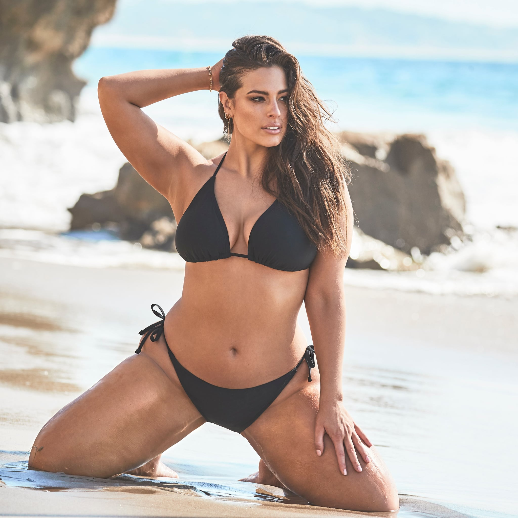 4673e1250e Ashley Graham New Swimsuits For All Collection 2019 | POPSUGAR Fashion