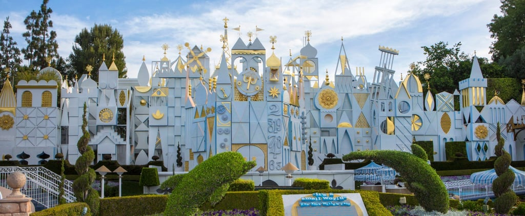 "See Disneyland Tokyo's ""It's a Small World"" Popcorn Bucket"