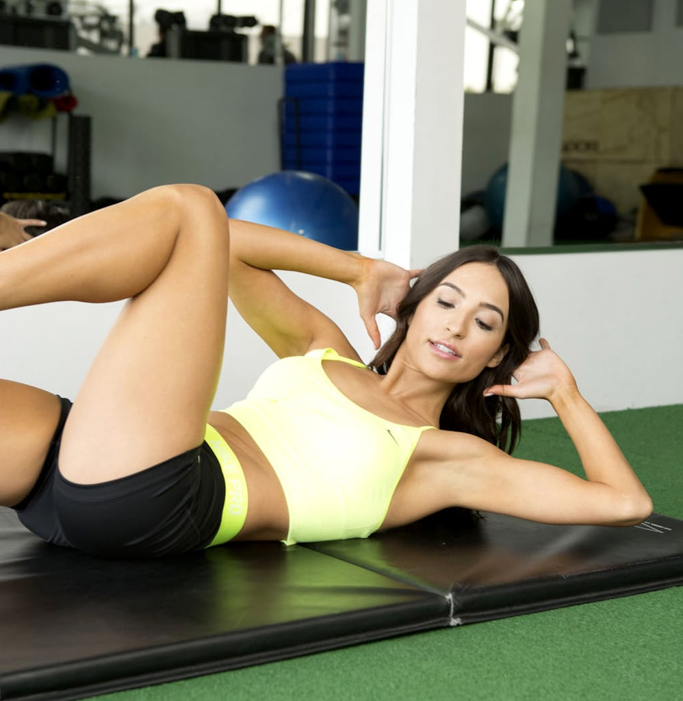 A 25-Minute Cardio and Strength Workout, No Equipment Needed