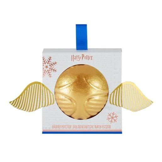 Harry Potter Golden Snitch Bath Fizzer