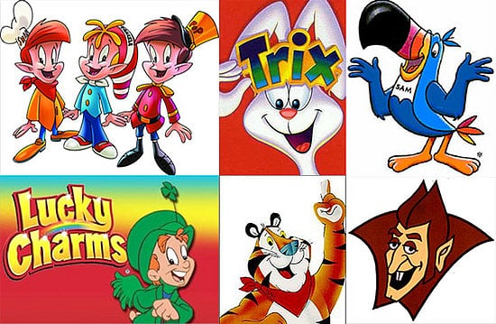 What Cereal Box Mascot Would Make the Best Movie Character?