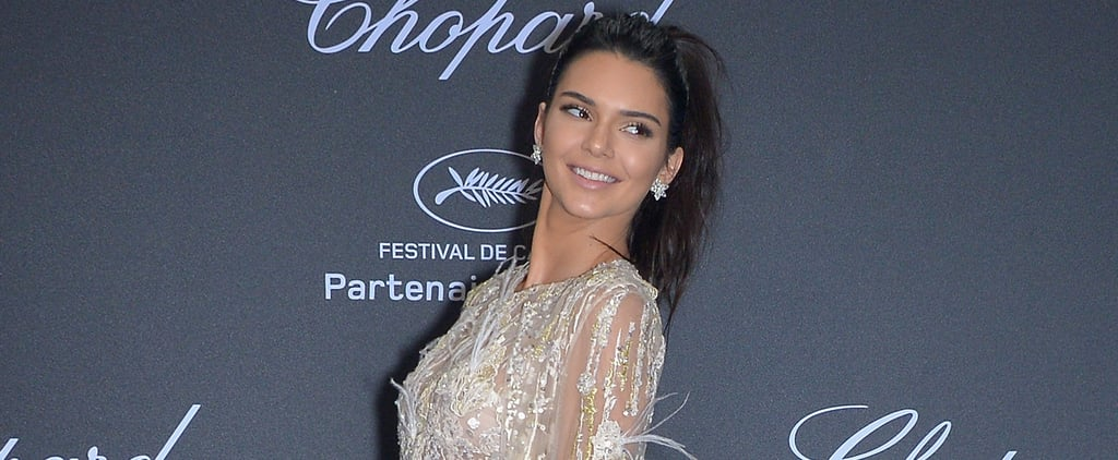 Kendall Jenner's Sexy Spin Around Cannes Is Causing a Stir