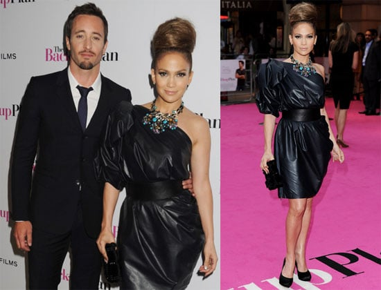 Pictures of Jennifer Lopez and Alex O'Loughlin at the London Premiere of The Back-up Plan 2010-04-29 02:00:00