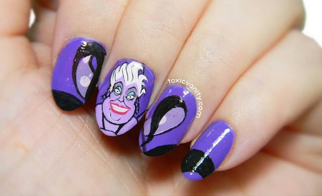 - Disney Nail Art Ideas POPSUGAR Beauty
