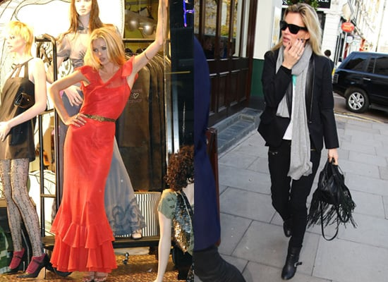 Kate Moss' Style Through the Noughties, Decade