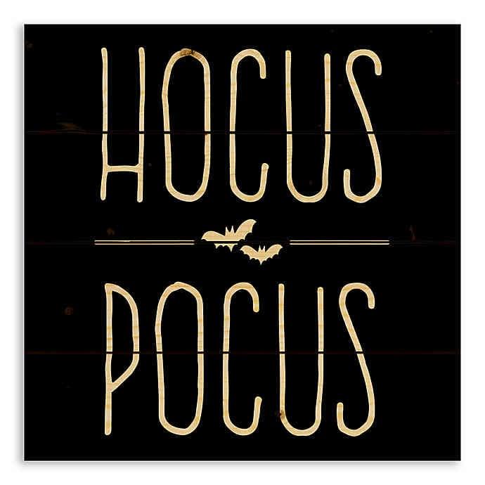 Designs Direct Hocus Pocus Pallet Wall Art