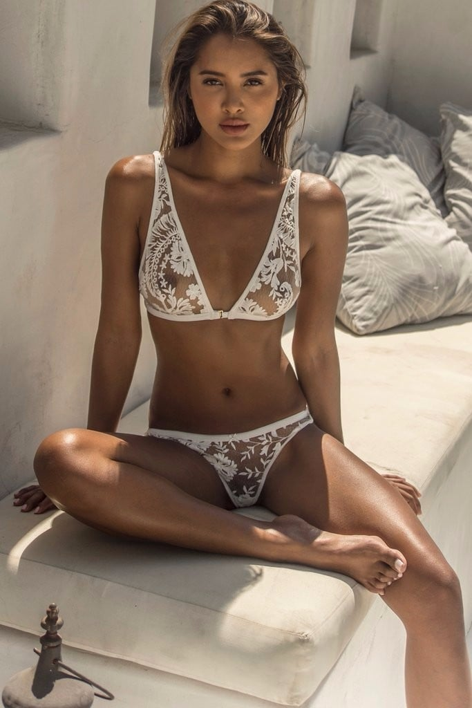 Daily wear intimate lingerie