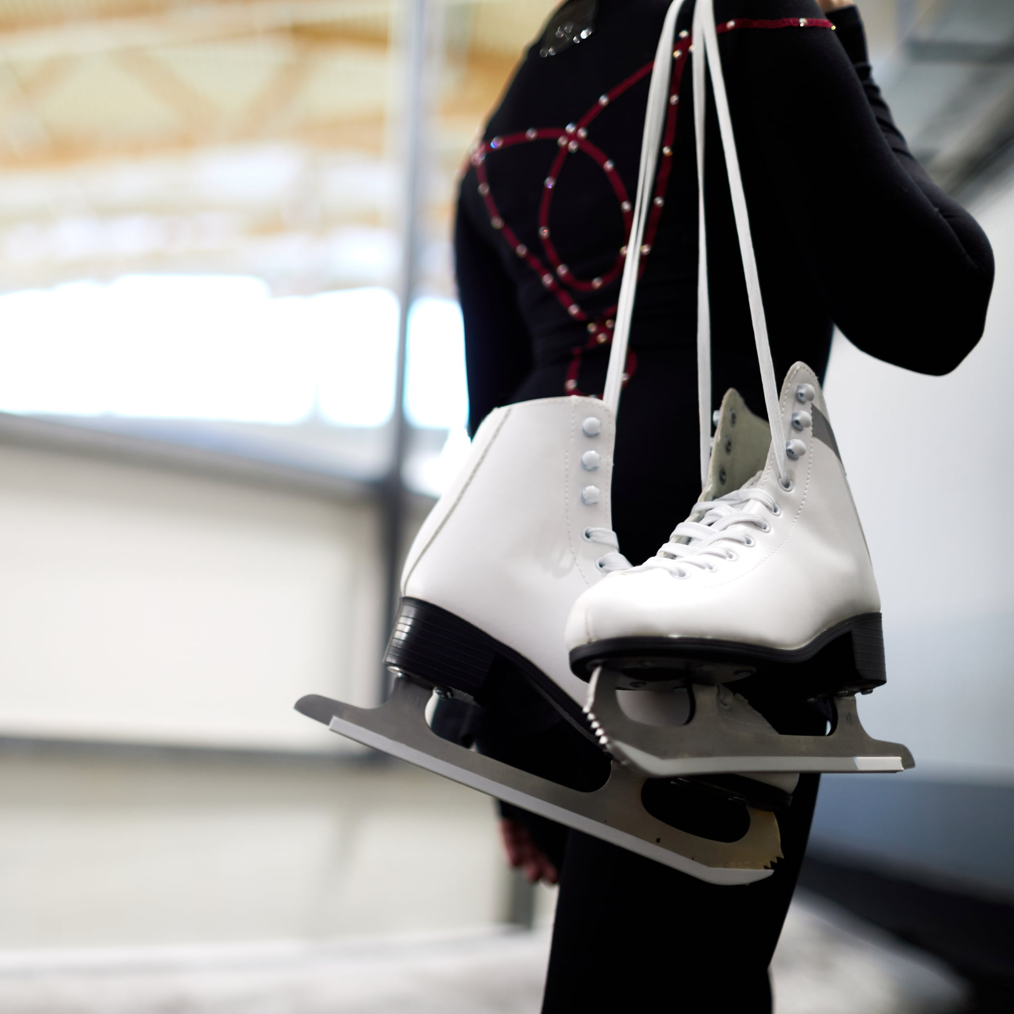"""What Being a """"Fat"""" Figure Skater Taught Me About Body Image"""
