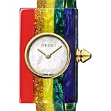 Gucci Plexiglas Bracelet Watch