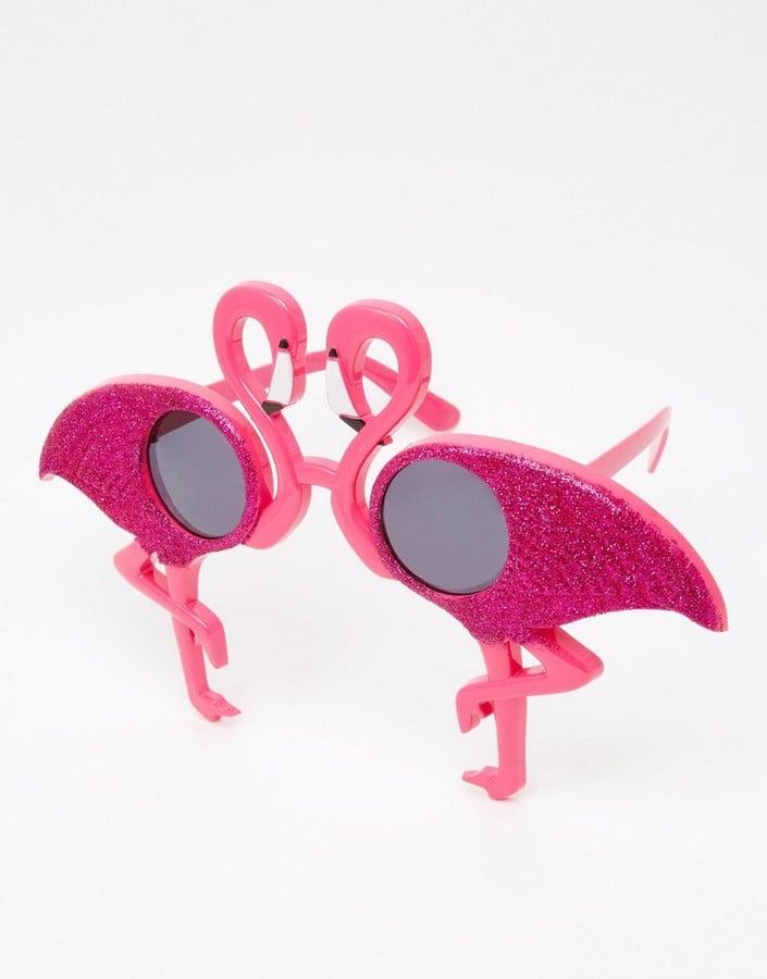 Flamingo Glasses