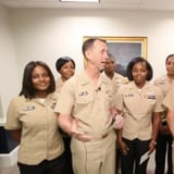 """The US Navy s New Policy on Natural Hair Is a Long Overdue """"Step Forward"""""""