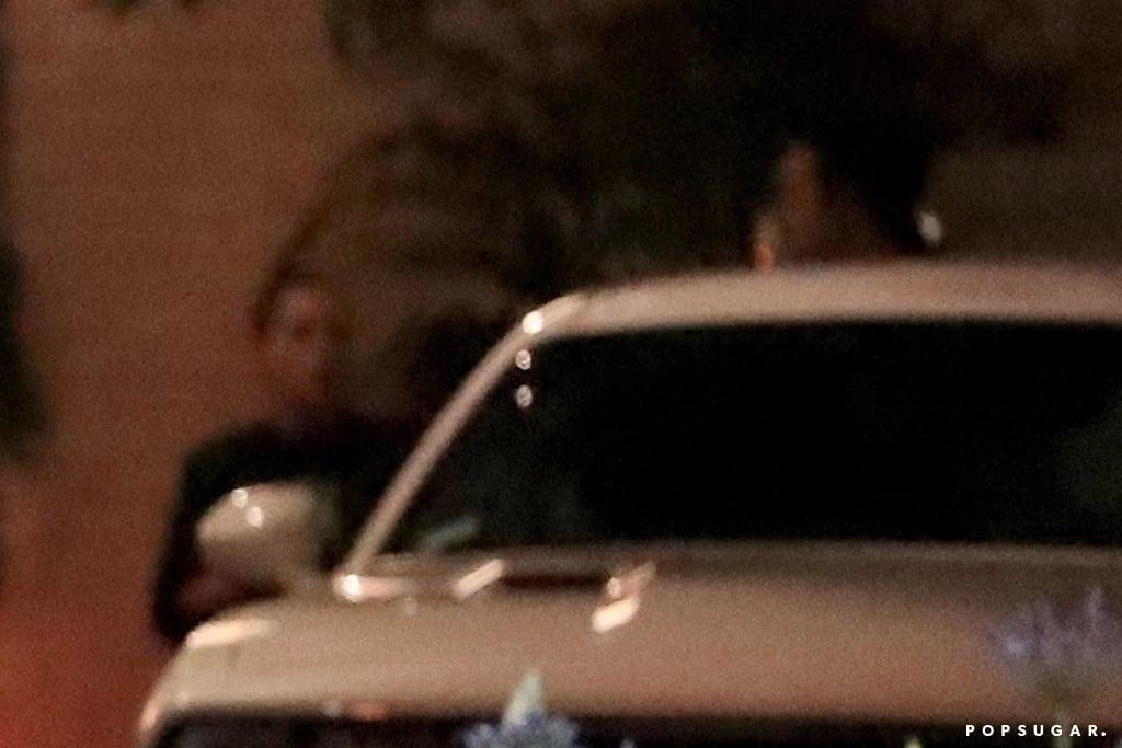 Robert Pattinson and Kristen Stewart in LA June 2018