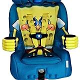 KidsEmbrace SpongeBob SquarePants Booster Car Seat
