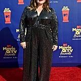 Melissa McCarthy at the 2019 MTV Movie and TV Awards