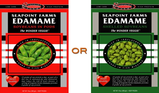 Learn to Love: Edamame