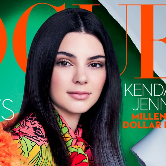 Kendall Jenner on Vogue Australia October 2016