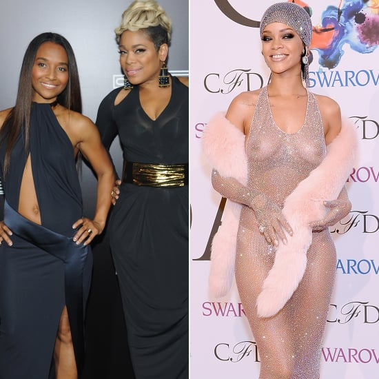 TLC Criticizes Rihanna in an Interview | Video