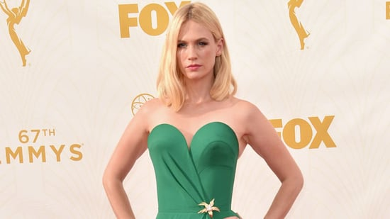 January Jones Shares New Tattoo in Honor of Her Son Xander -- See the Pic!