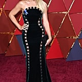 Busy Philipps Pinned a Ribbon to Her Elizabeth Kennedy Dress