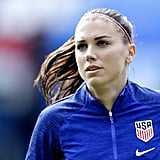 Alex Morgan at the 2019 FIFA Women's World Cup