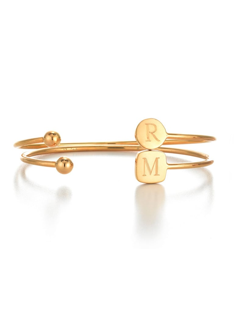 For something that's personal and timeless, I'm turning to Sarah Chloe's monogrammed Elle bangle ($129). Available in multiple metals and with different fonts, the bracelets are perfect for friends and family members of any age. — Laura Marie Meyers, assistant news editor