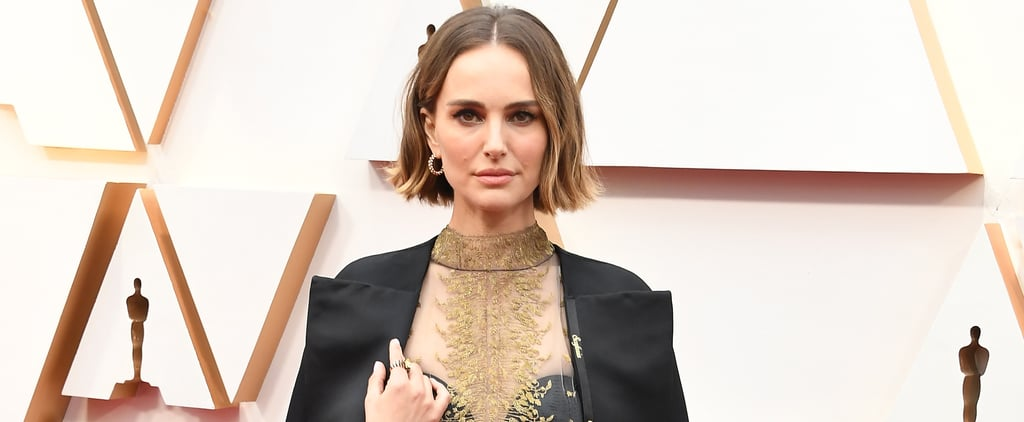 Rose McGowan and Natalie Portman Criticism Over Oscars Dress