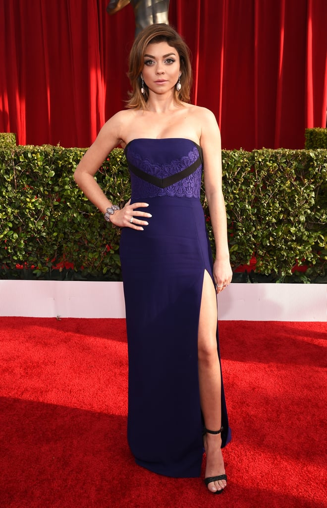 Modern Family's Genetically Blessed Cast Members Strut Their Stuff at the SAG Awards