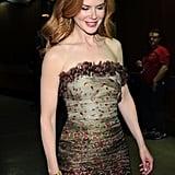 Nicole Kidman With Wavy Hair in 2011