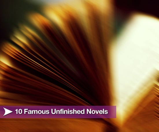 Unfinished Novels