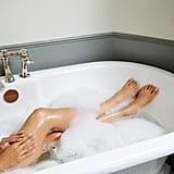 Use a Bath Bomb or Bubbles