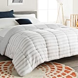 Linenspa Reversible Down-Alternative Quilted Comforter