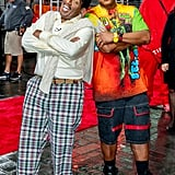 Al Roker and Craig Melvin as Carlton Banks and Will Smith From The Fresh Prince of Bel Air