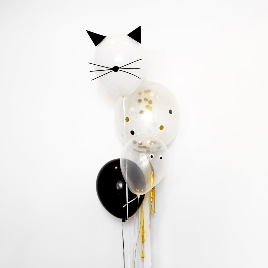 Spooky and Glam Balloons