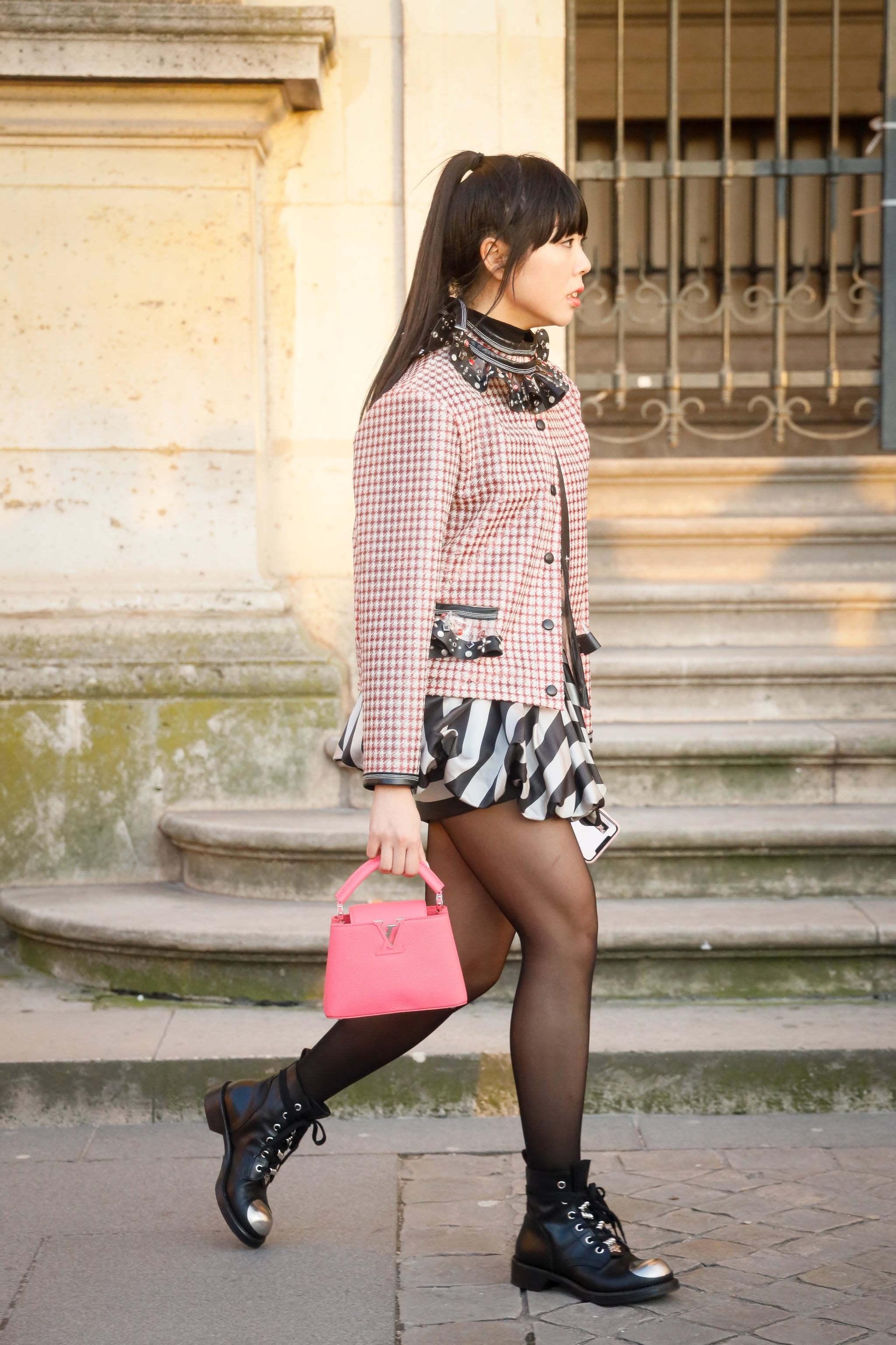skirts to wear with ankle boots