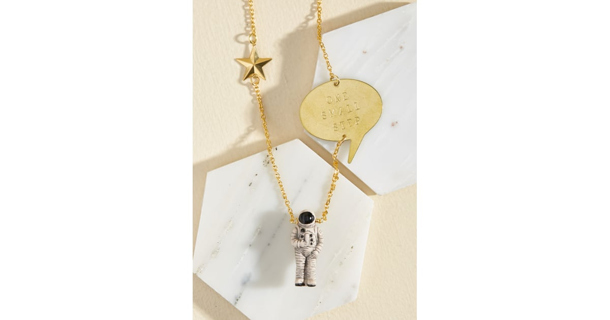 Astronaut Necklace | Space Gifts For Adults | POPSUGAR ...