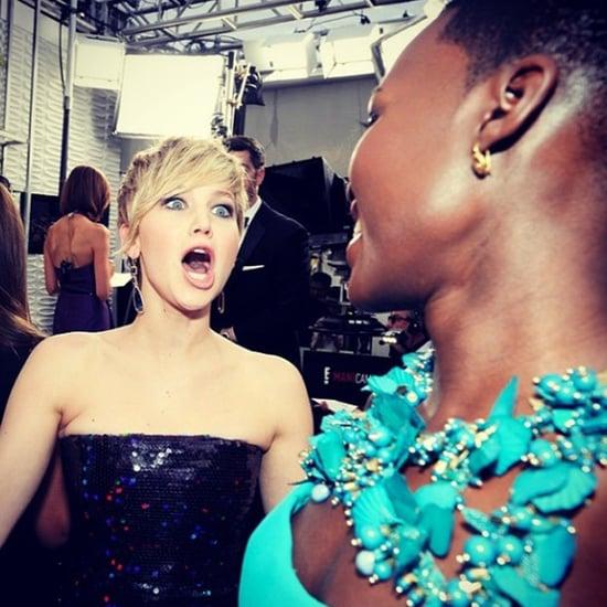 Jennifer Lawrence's Most Goofy Moments