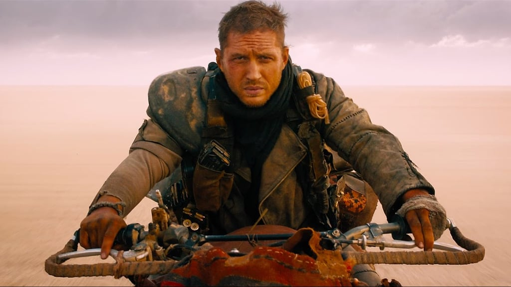 Max From Mad Max: Fury Road
