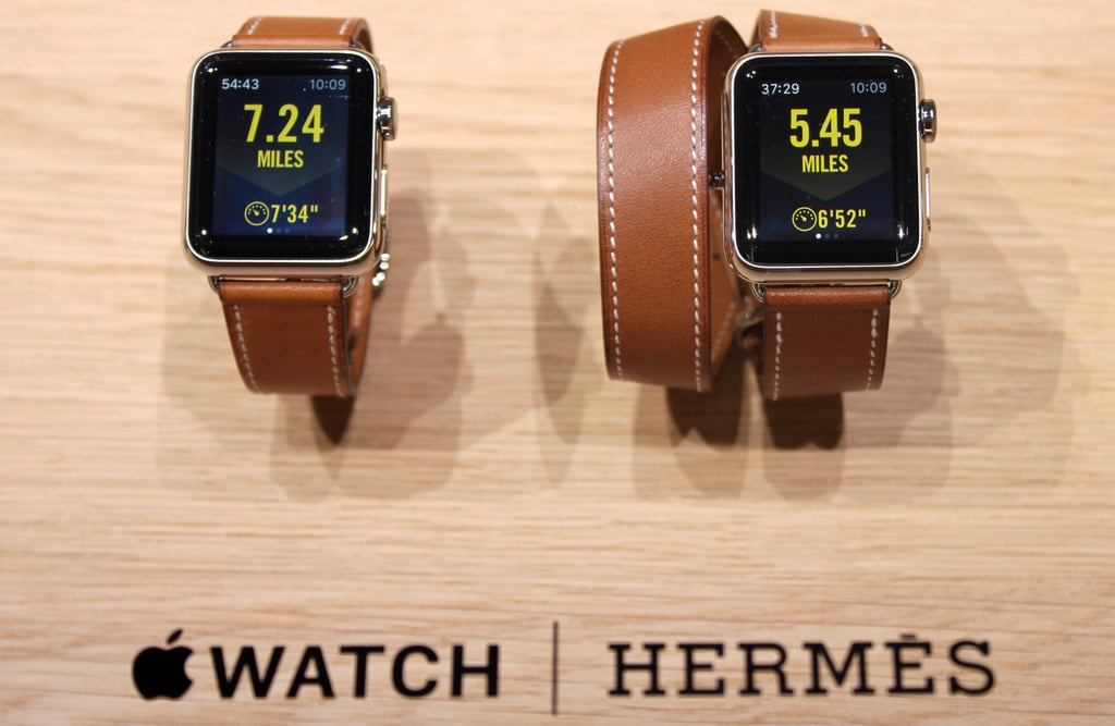 New Hermès Apple Watch Bands Available in UAE