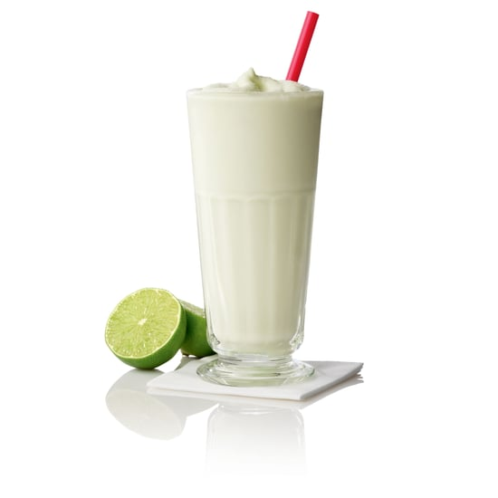 Chick-fil-A Frosted Key Lime Drink