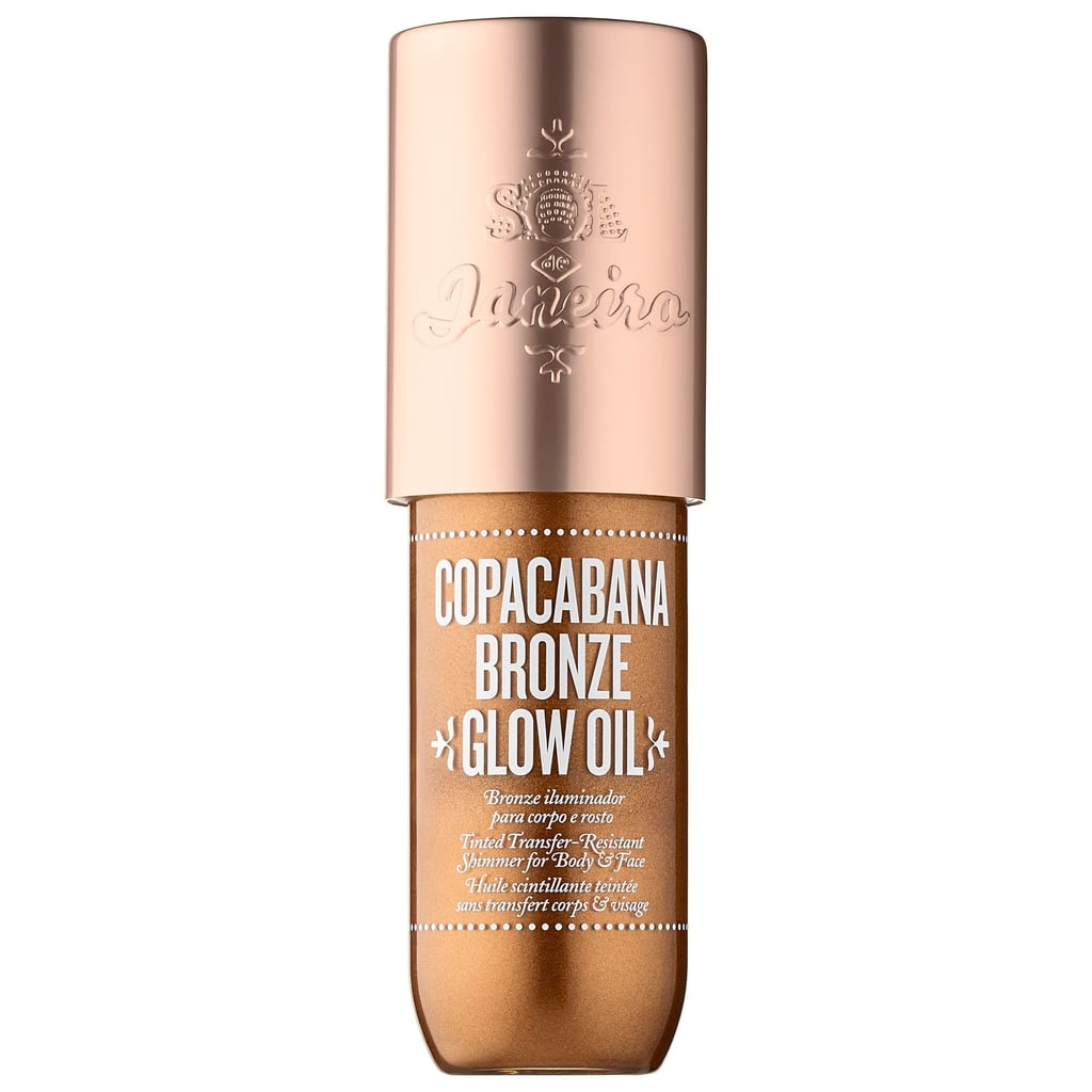 Sweat-Proof Body Bronzers